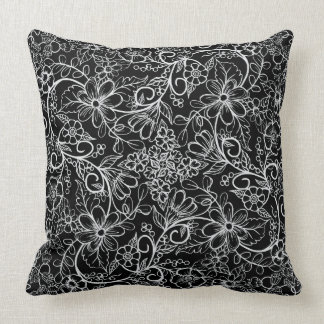 Floral Swirls | You Customise Cushion