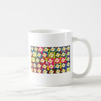 Floral Theme Coffee Mug