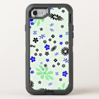 floral twist 416D(I) OtterBox Defender iPhone 8/7 Case