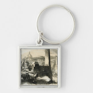 Florence, from the Ponte de Perro Key Chains
