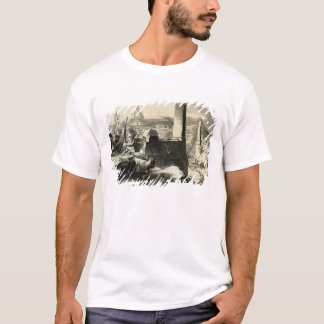 Florence, from the Ponte de Perro T-Shirt