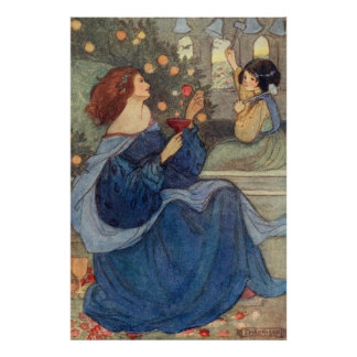 Florence Harrison - A Peal of Bells Poster
