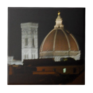 Florence Italy  IL DUOMO Tile