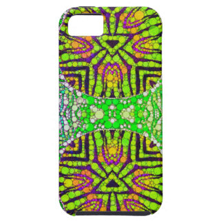 Florescent Green Zebra Abstract iPhone 5 Covers