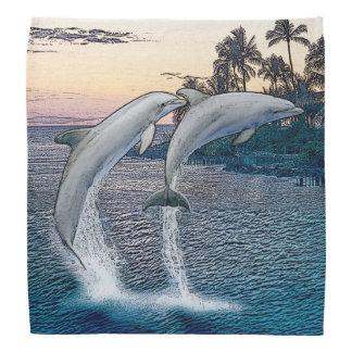 Florida Dolphins Bandana