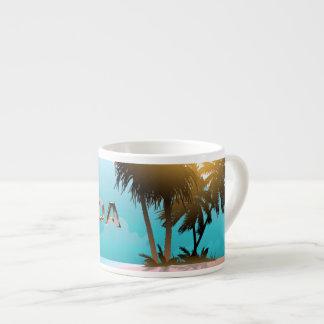 Florida Espresso Cup