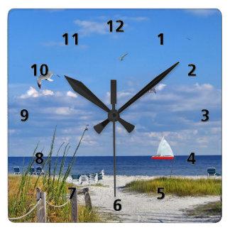 Florida Gulf Coast Clock