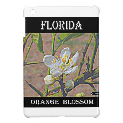 Florida Orange Blossom iPad Mini Covers