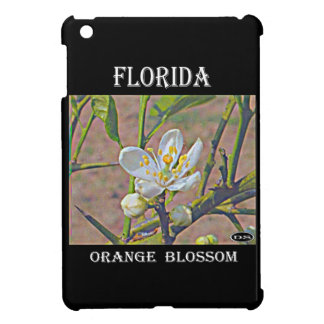 Florida Orange Blossom iPad Mini Cases