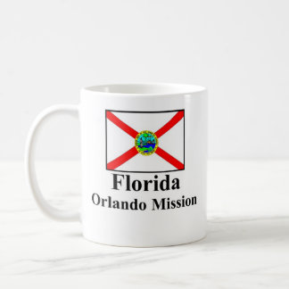 Florida Orlando Mission Mug