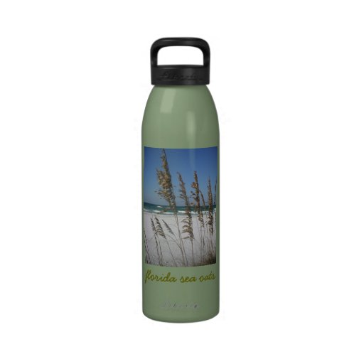Florida Sea Oats Water Bottle