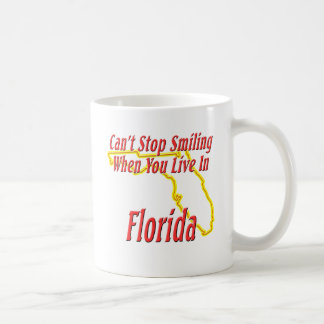 Florida - Smiling Coffee Mug