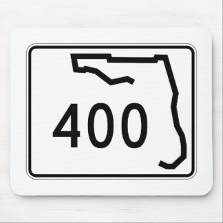 Florida State Route 400 Mouse Pad