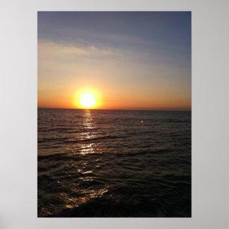 Florida Sunset Print