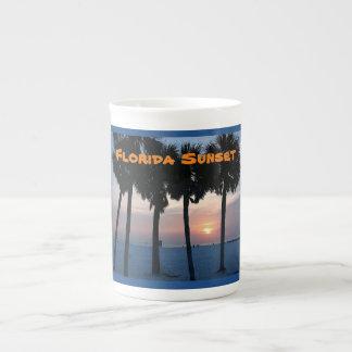 Florida Sunset Tea Cup