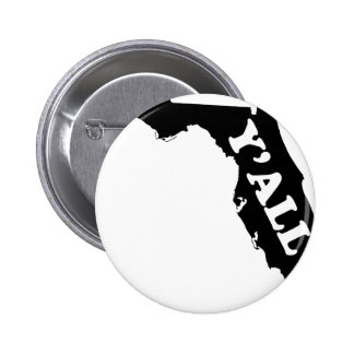 Florida Yall 6 Cm Round Badge
