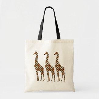 Florilla's Giraffe Bag