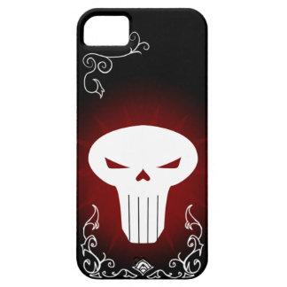 flourish skull iPhone 5 cover
