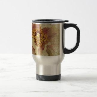 Flower Beauty Travel Mug