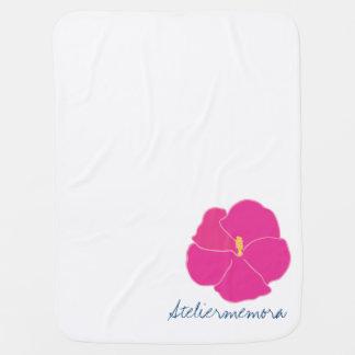 Flower Buggy Blankets