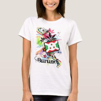 Flower Burundi T-Shirt