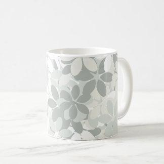 Flower camouflage coffee mug