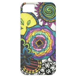Flower Collage iPhone Case