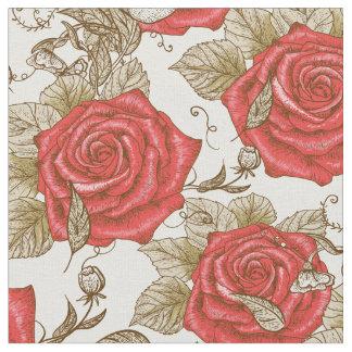Flower Decor 81 Custom Fabric