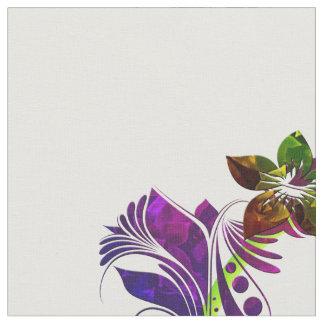Flower Decor 86 Custom Fabrics Fabric