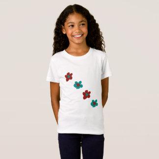 Flower Design Graphics by Josie Took T-Shirt