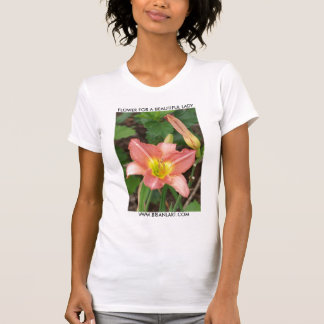 FLOWER FOR A BEAUTIFUL LADY T-Shirt