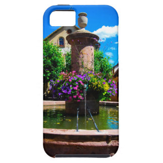 """Flower Fountain"" iPhone 5/5S Case"