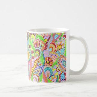 Flower Garden 4 Coffee Mug