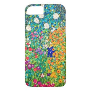 Flower Garden, Gustav Klimt Case-Mate iPhone Case