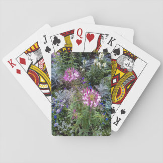 Flower Garden Playing Cards