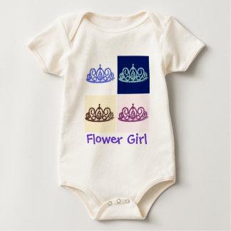 Flower Girl Gifts Baby Bodysuit