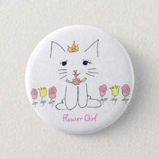 Flower Girl Pin