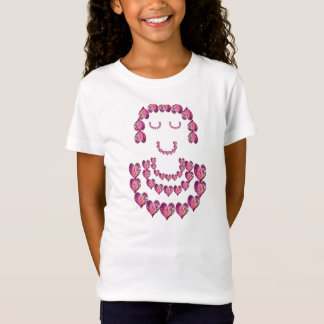 Flower Girl : SweetHeart by Pink Petals T-Shirt