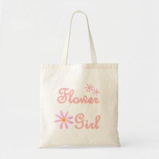 Flower Girl totebag Tote Bag