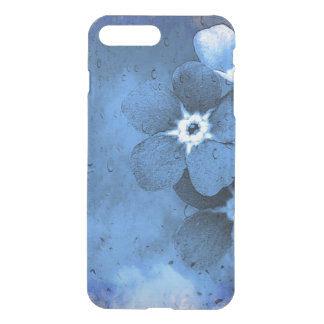 Flower iPhone7 Plus Clearly™ Deflector Case