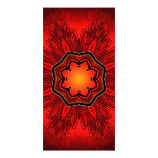 Flower, Kaleidoskop Photo Cards