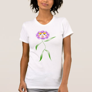 Flower Lady to Flower T-Shirt