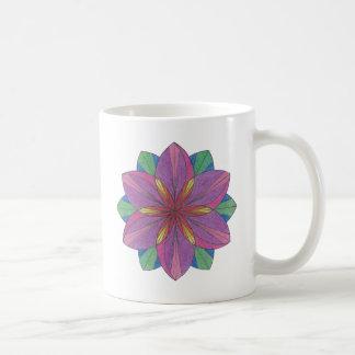 Flower Mandala Coffee Mug