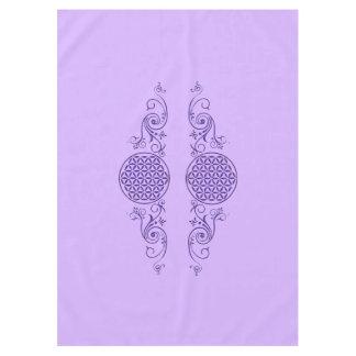 Flower of Life / Blume des Lebens - vintage V Tablecloth