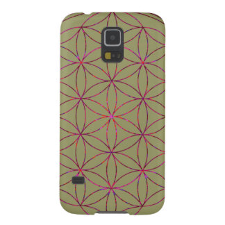 Flower of Life Cases For Galaxy S5