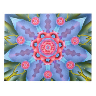Flower of Sevens Mandala Notepad