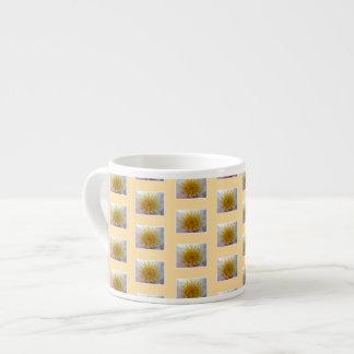 Flower Pattern. Espresso Cup