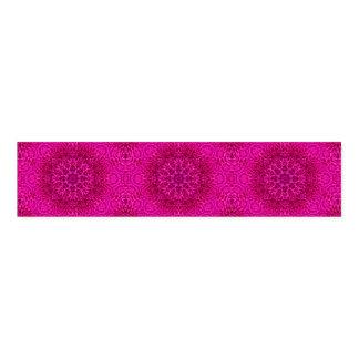 Flower Pattern   Kaleidoscope  Napkin Bands