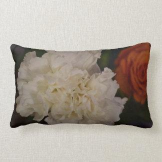 flower photo throw pillows