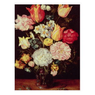 Flower Piece Postcard